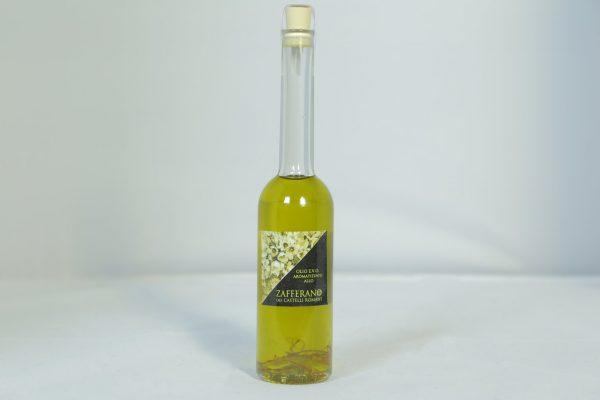 Zafferano dei Castelli Romani Olio Aromatizzato